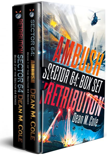 Sector 64 Box Set: (The Complete 2-Book Series)