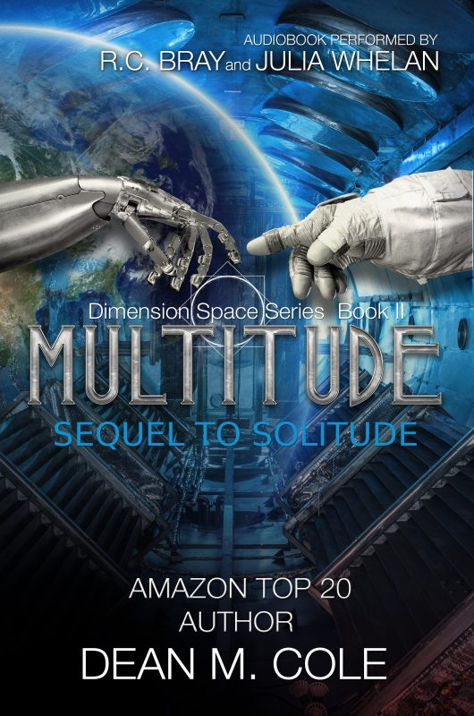 Multitude: A Post-Apocalyptic Thriller (Dimension Space Book Two)