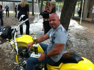 Daytona Biketoberfest 2011 - First Place at the Broken Spoke Saloon