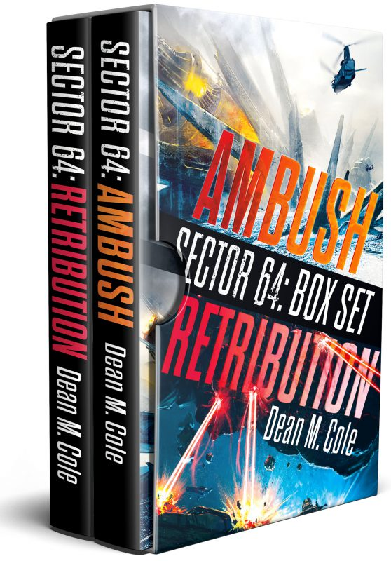 Sector 64 Box Set: The Complete 2-Book Series