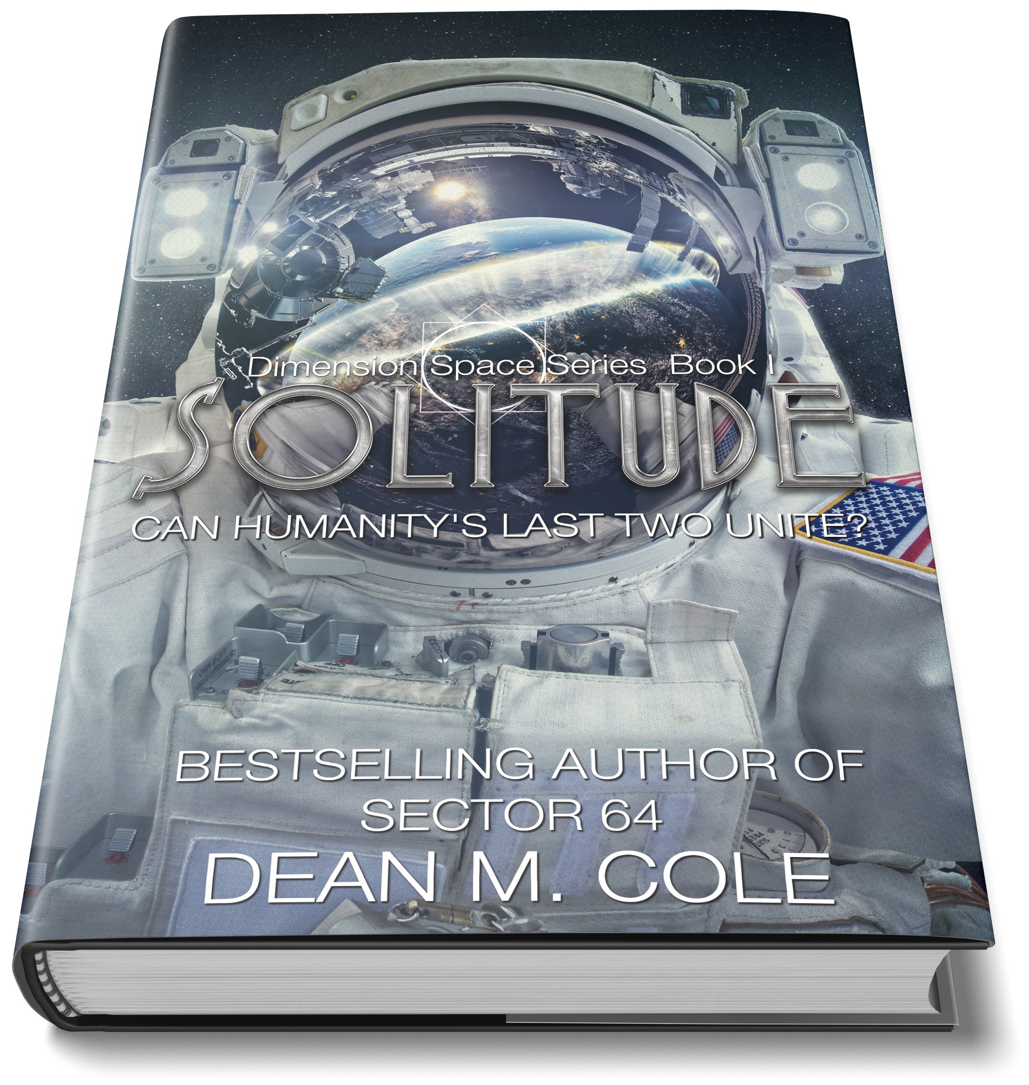 Signed Solitude Hardcover Book