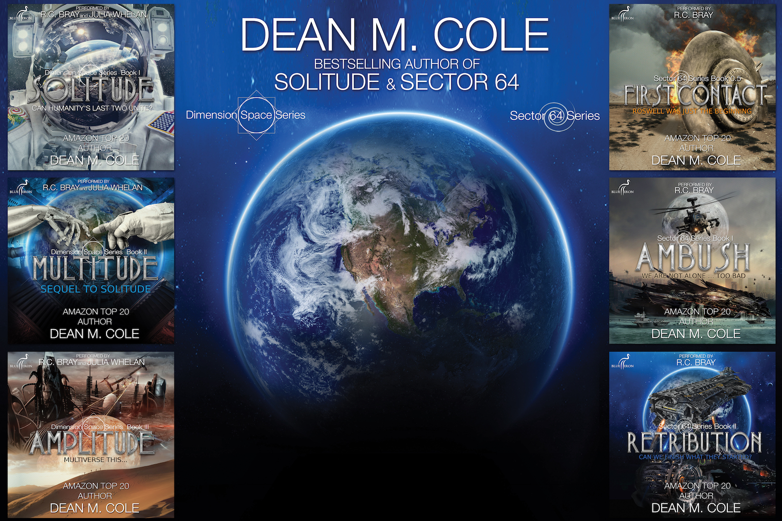 Poster Featuring Dean's Book Covers 30