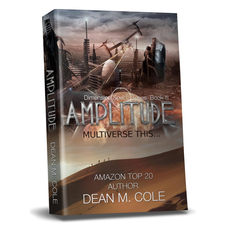 Signed Amplitude Paperback Book