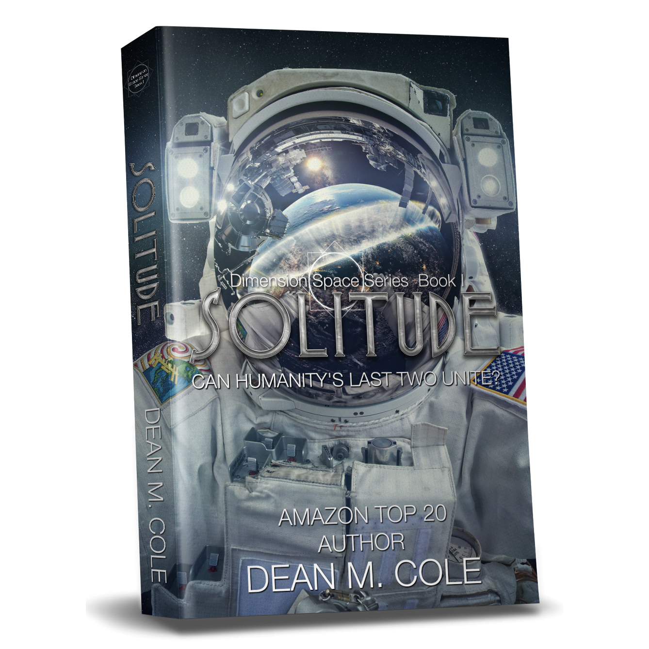 Signed Solitude Paperback Book
