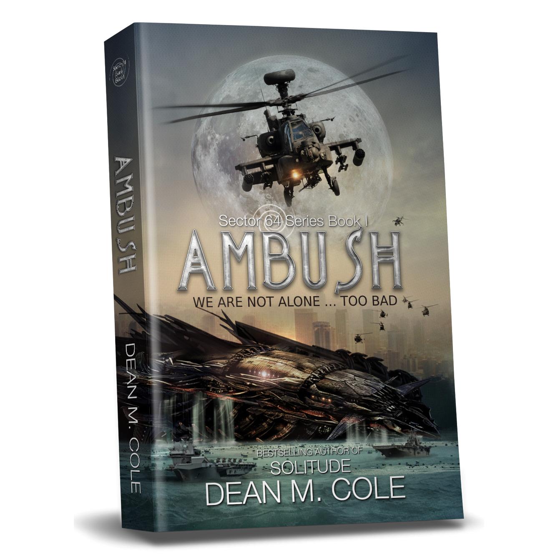 Signed Ambush Paperback Book